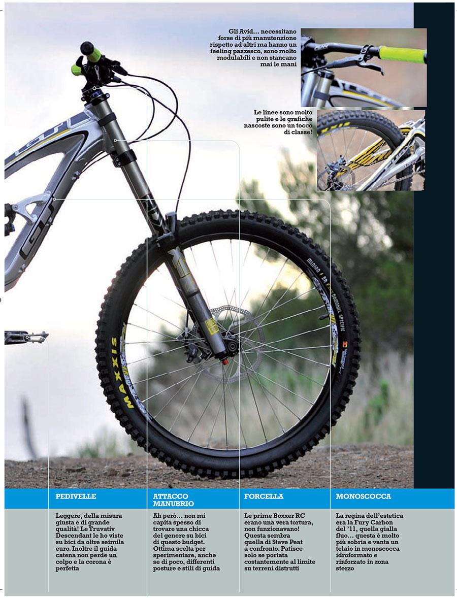 catena per bici