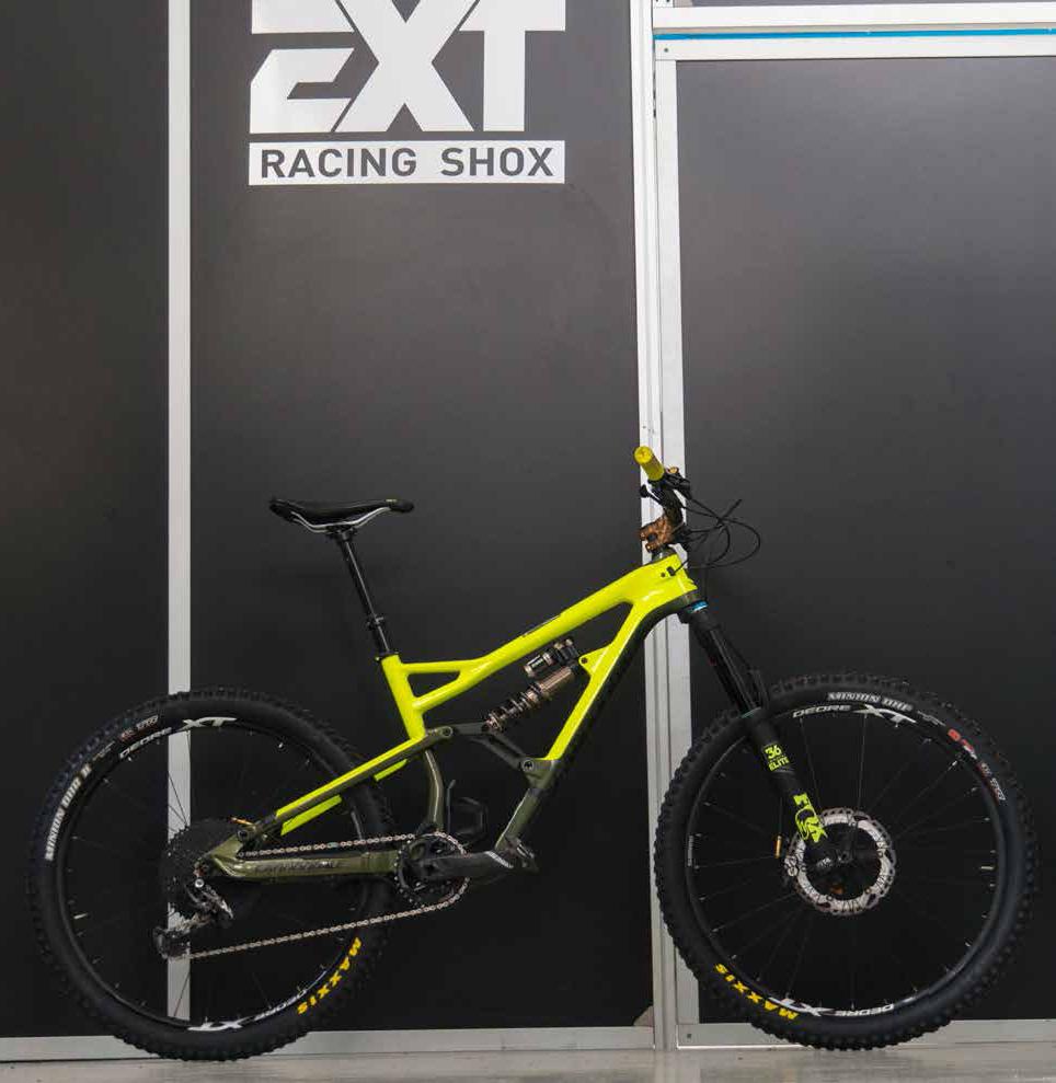 extreme racing shox jekyll