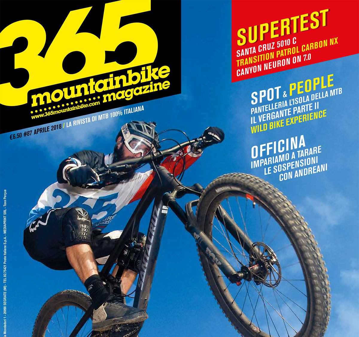 365mountainbike Aprile 2019
