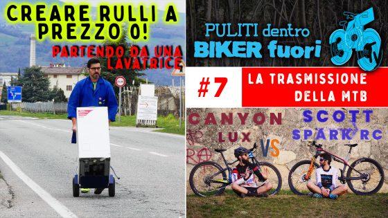 Puntata 7 Puliti dentro biker fuori