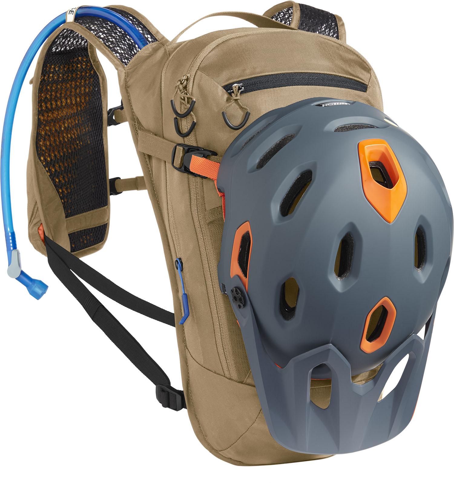 CamelBak Chase Protector R20_ChaseProtectorVest_HelmetCarryHalfShell_KelCha