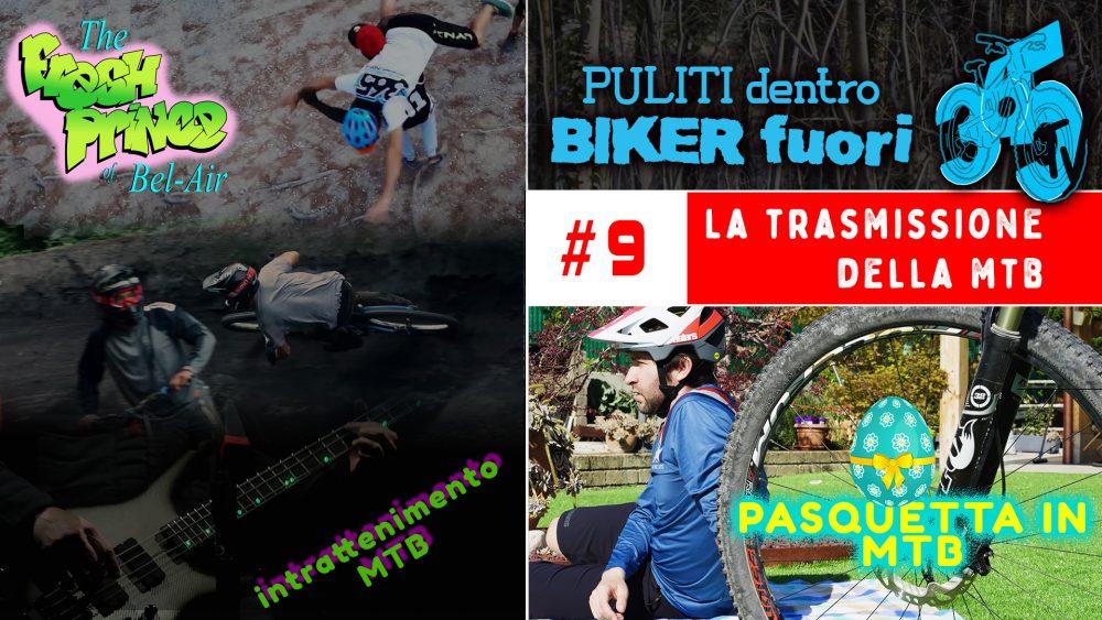 puntata 9 puliti dentro biker fuori