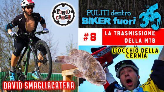puntata 8 puliti dentro biker fuori