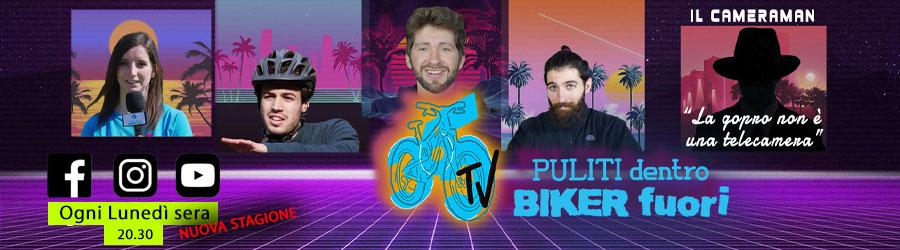 365tv puliti dentro biker fuori
