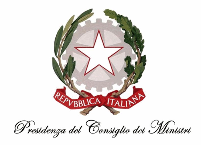 presidenza del consiglio dei ministri